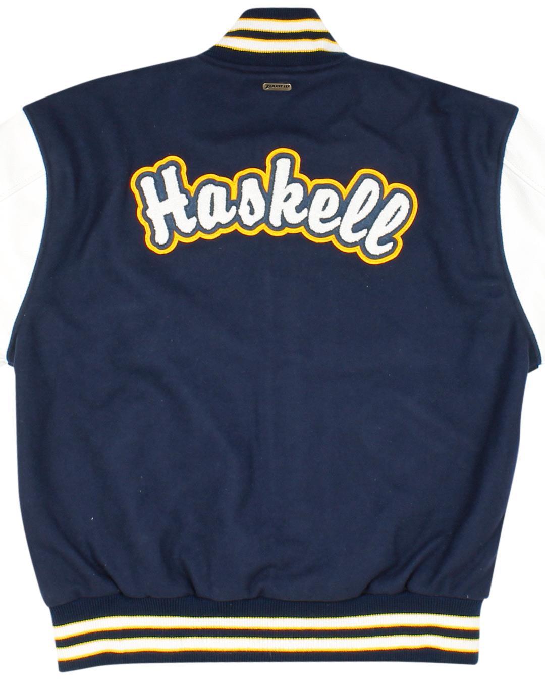 Foothill High School Letterman Jacket, Henderson NV - Back