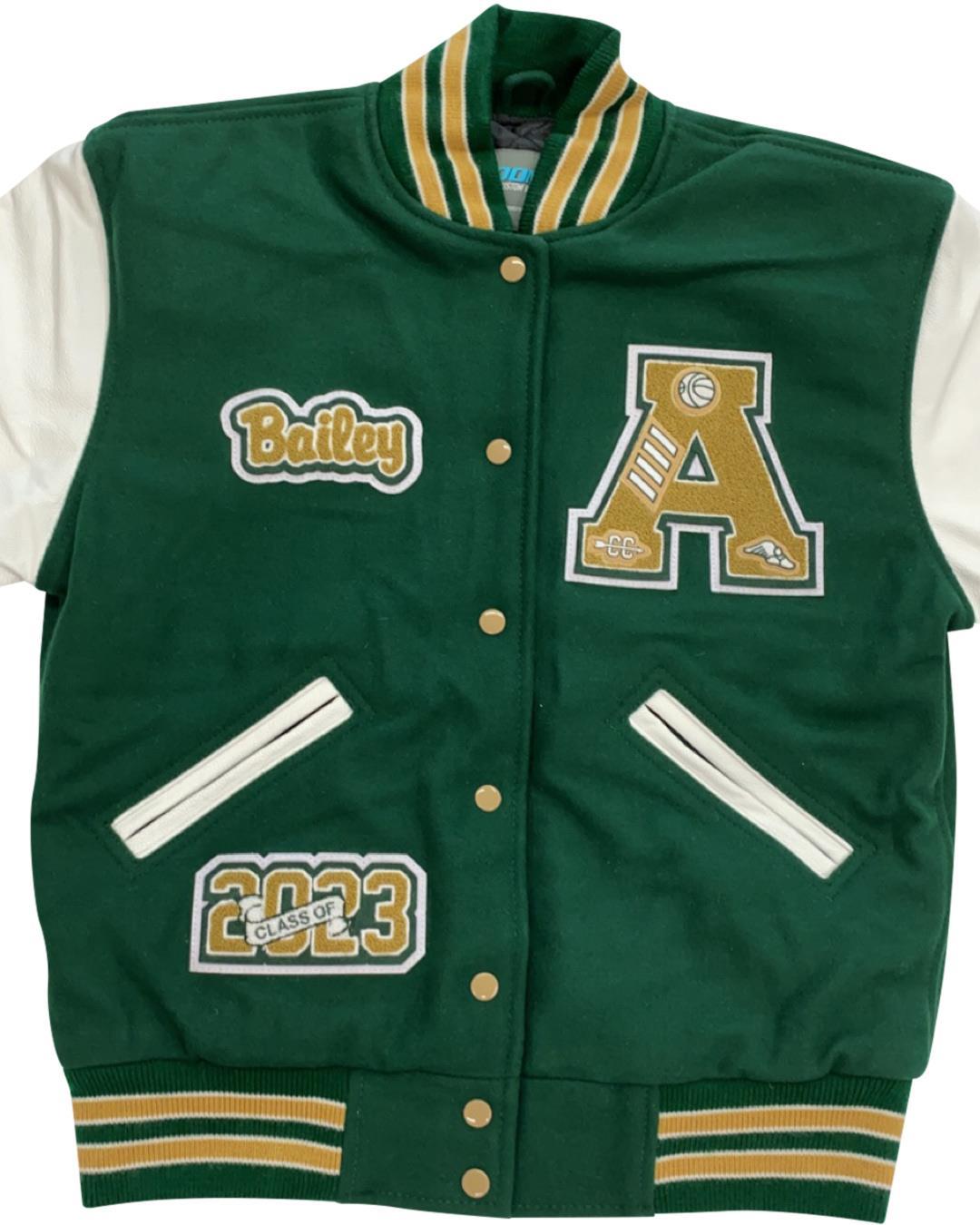 Auburn High School Letterman Jacket, Auburn WA