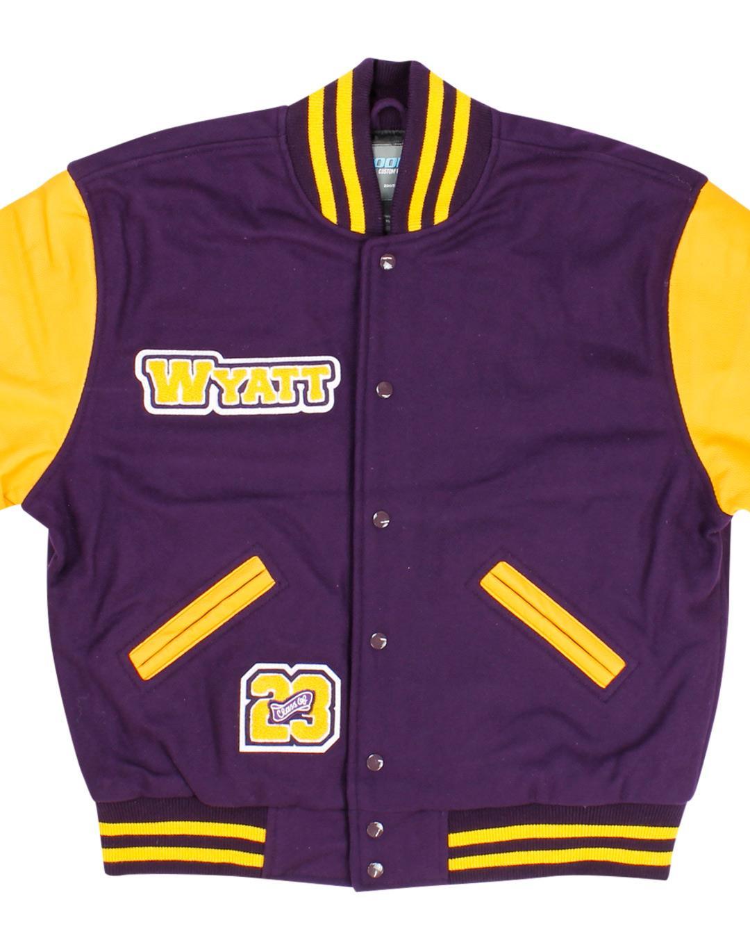 West Grand High School Letterman Jacket, Kremmling CO