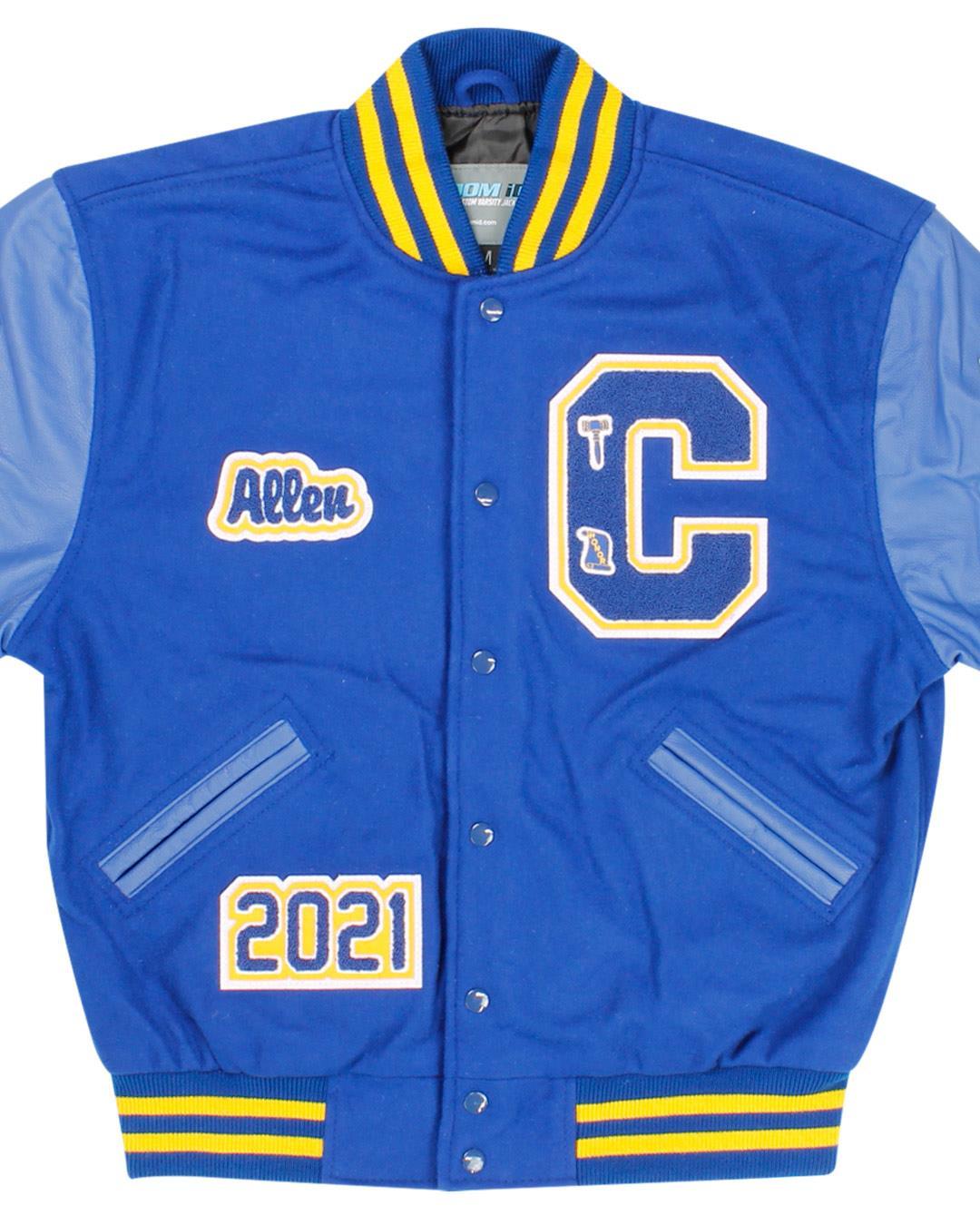 Copperas Cove High School Letterman Jacket, Copperas Cove TX