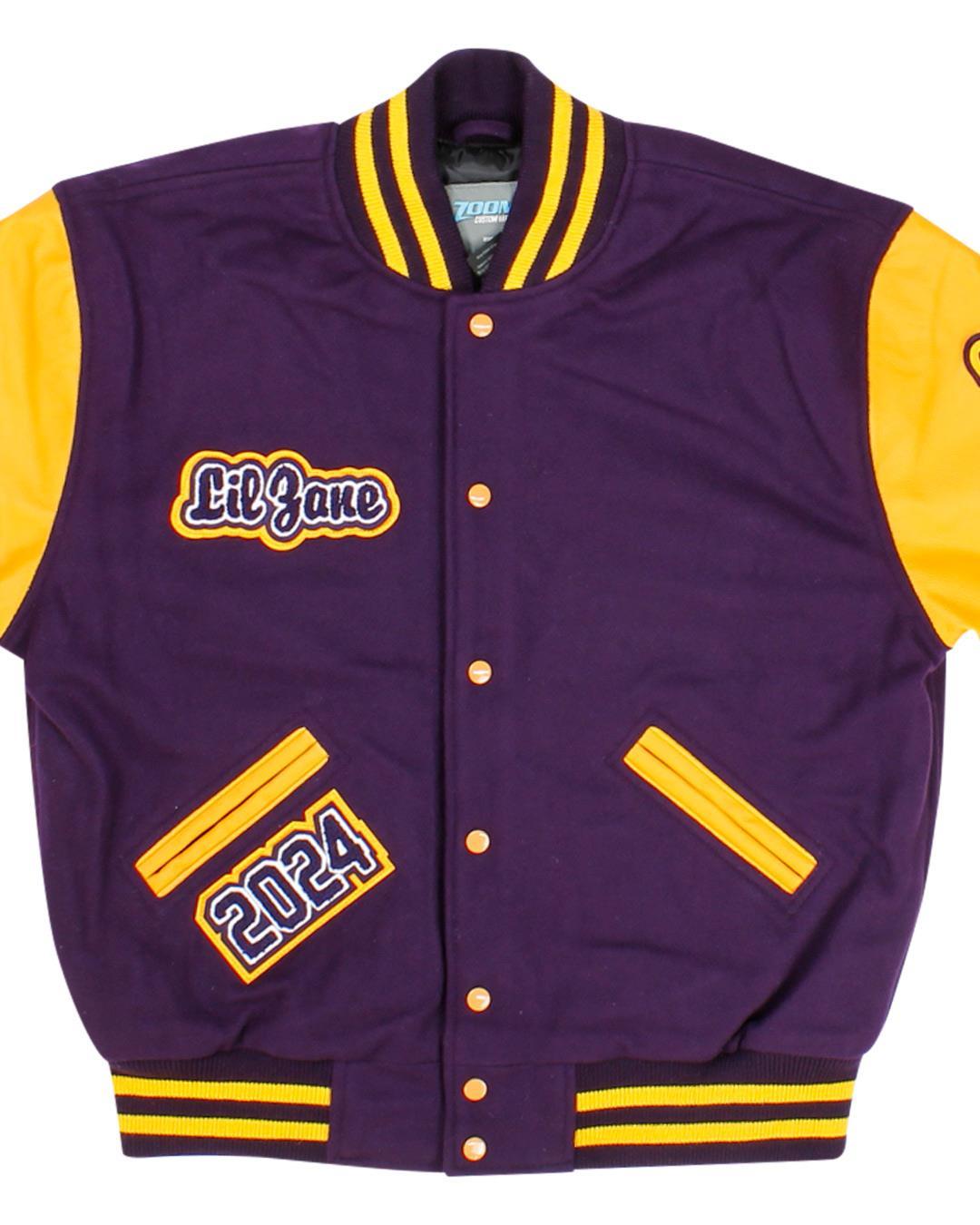 Fowler High School Letterman Jacket, Fowler CO