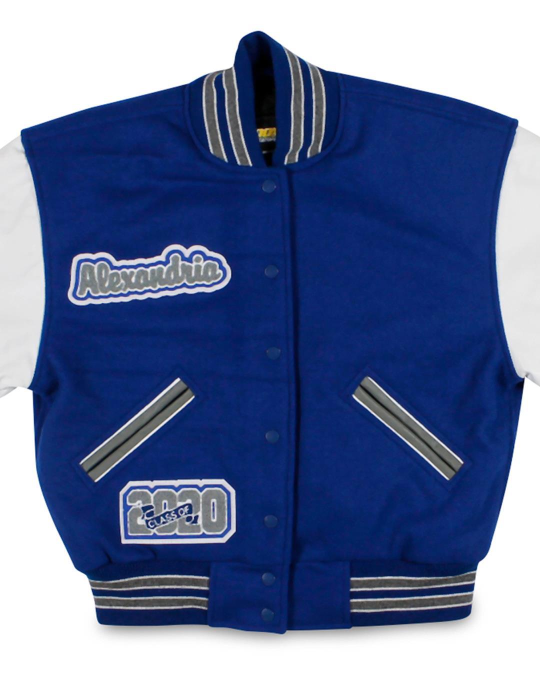 Bellevue Christian School Varsity Jacket, Bellevue WA - Front