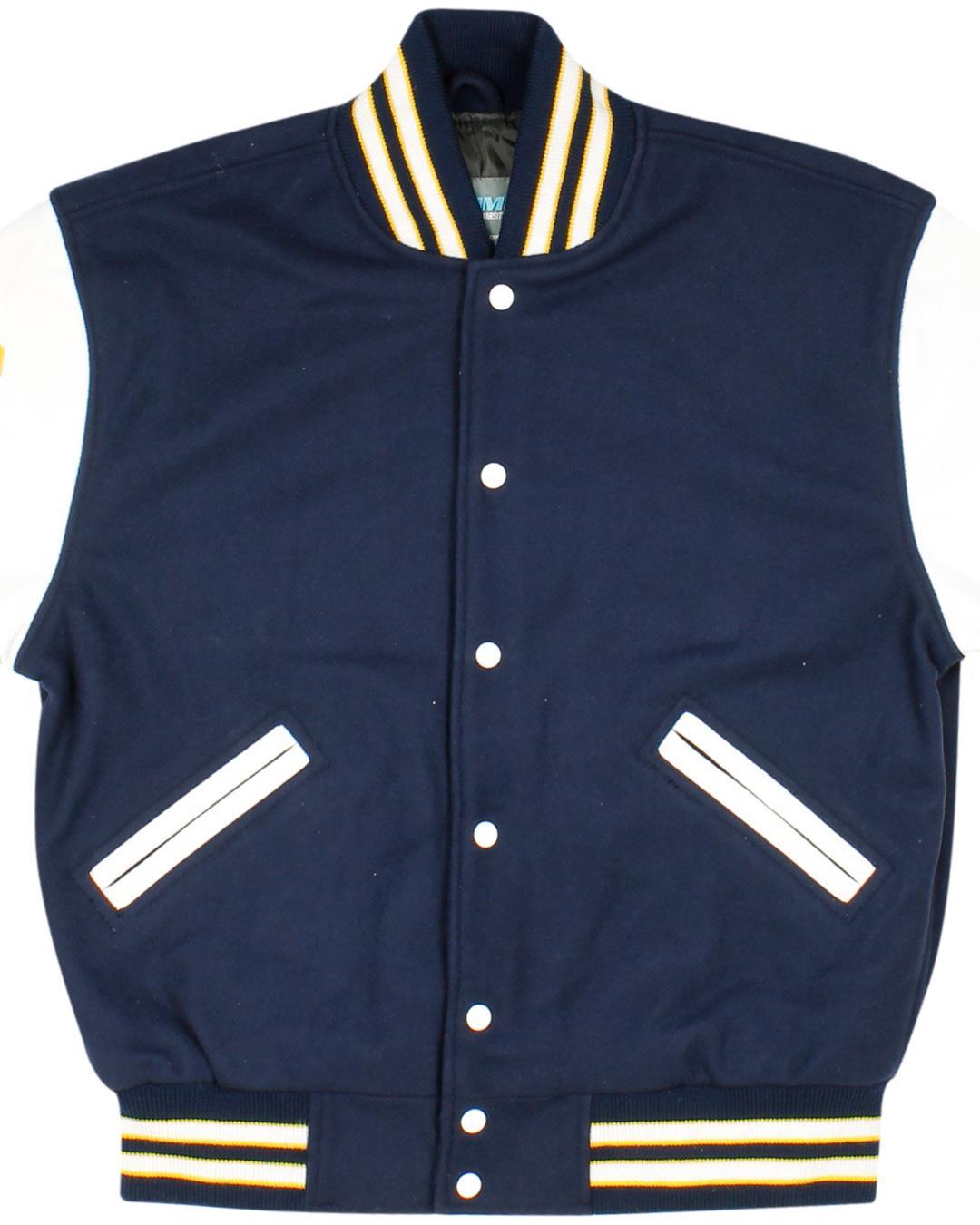 Foothill High School Letterman Jacket, Henderson NV - Front