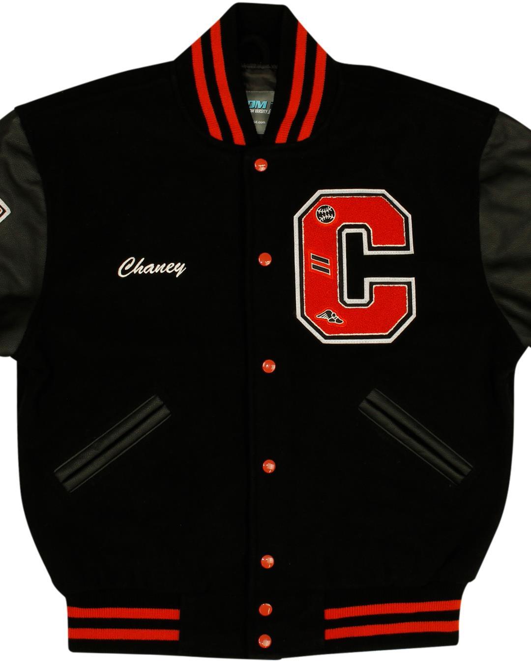 Coweta High School Varsity Jacket, Coweta GA - Front