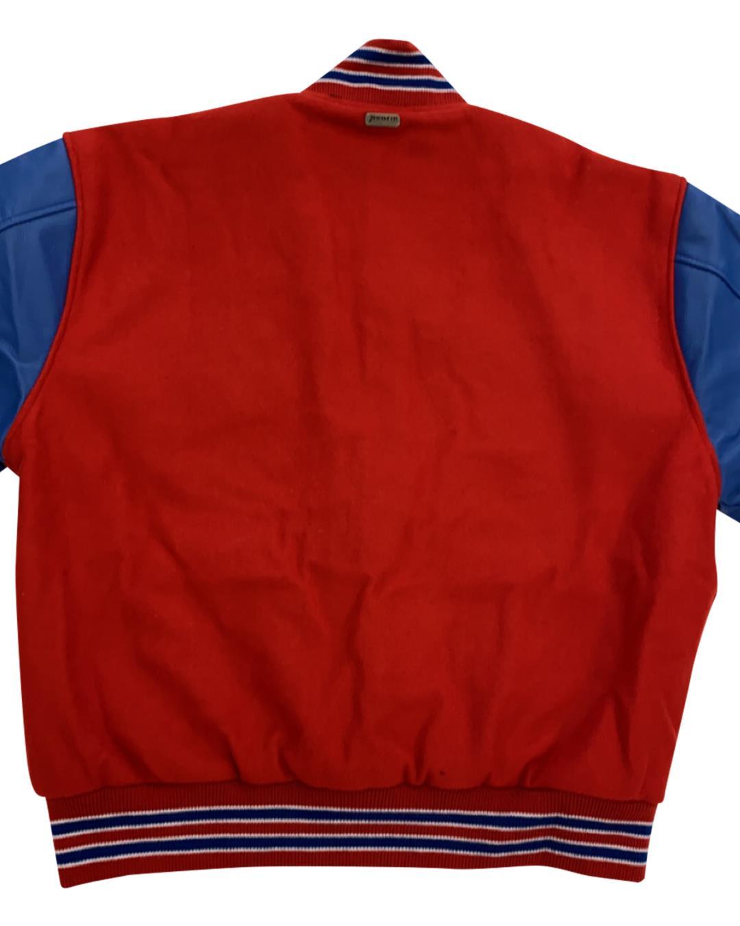 East Rankin Academy Letterman Jacket, Pelahatchie MS - Back