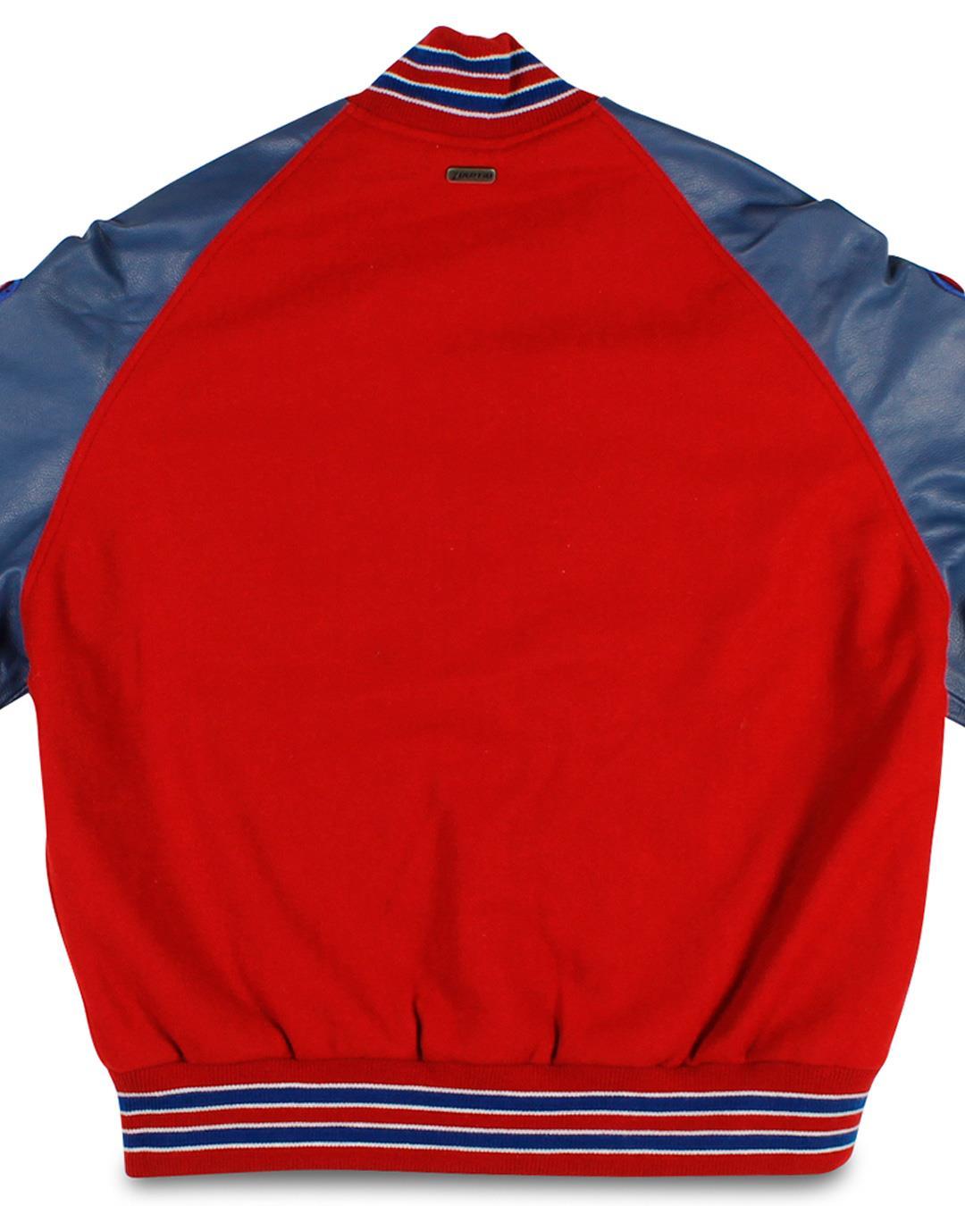 East Rankin Academy Varsity Jacket, Pelahatchie MS - Back