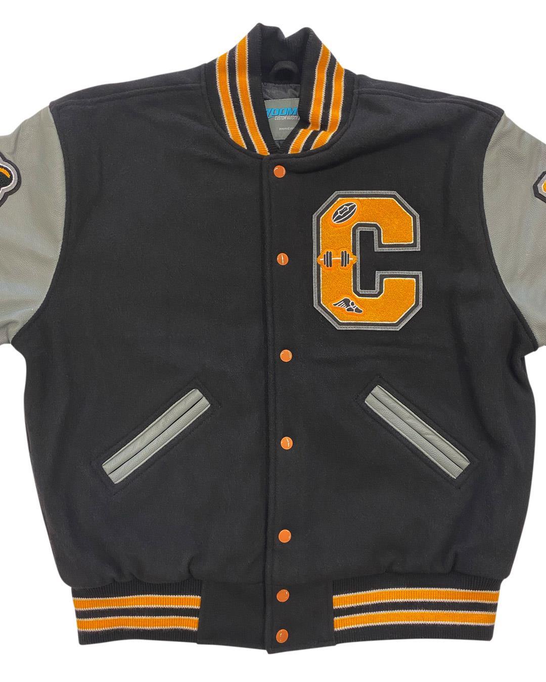 Caddo High School Varsity Jacket, Caddo OK