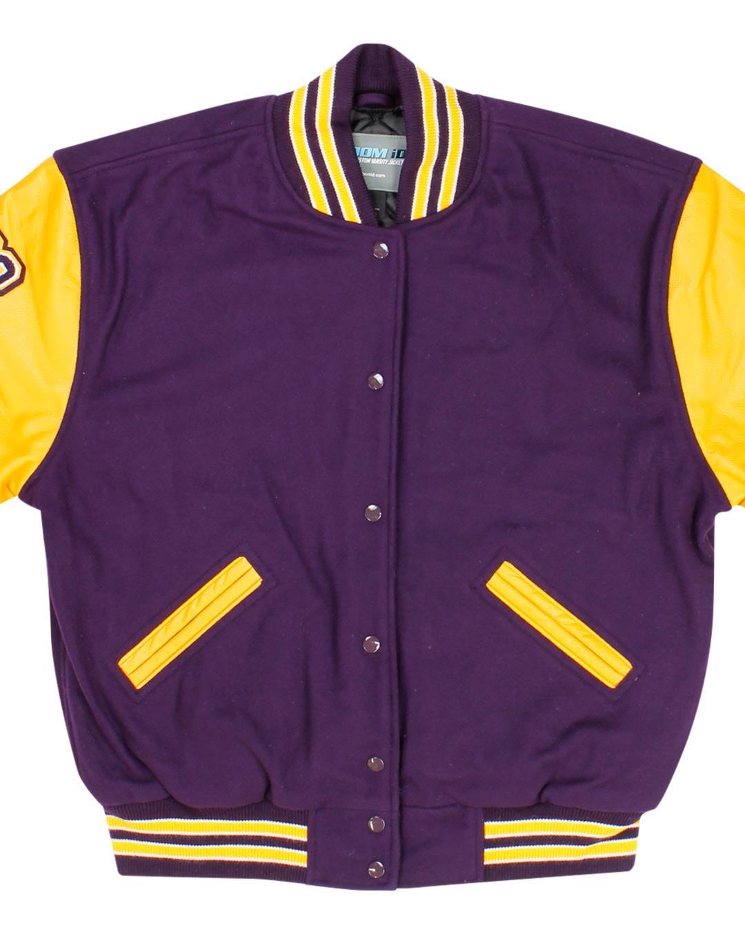 West Grand High School Varsity Jacket, Kremmling CO